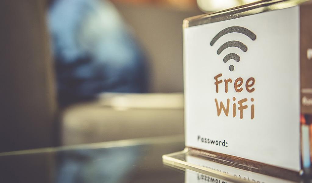無料Wi-Fi完備です
